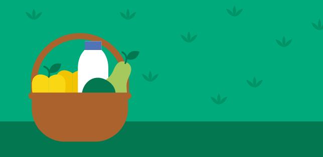 Nachhaltig essen
