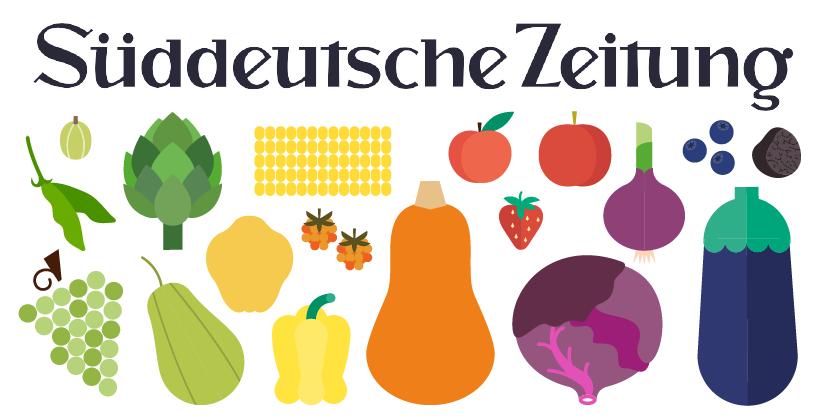Ernährung- Interaktive Karte zu heimischem Obst und Gemüse gestartet