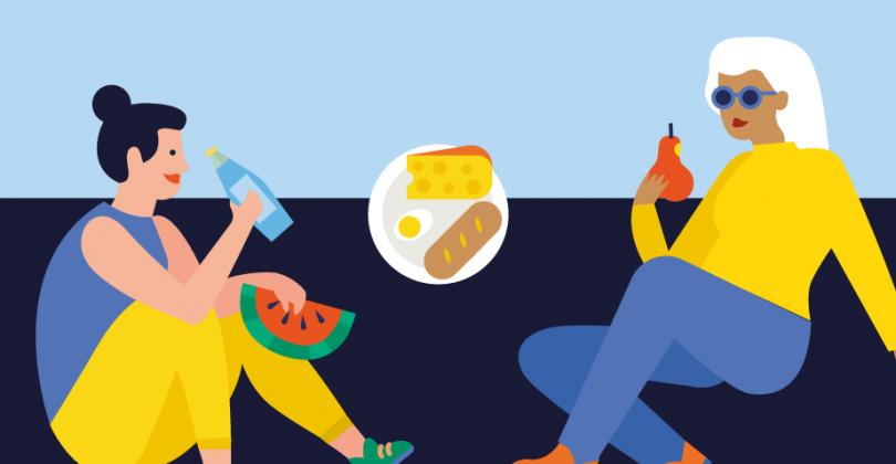 Personalisierte Ernährung: Projekt Food4Me