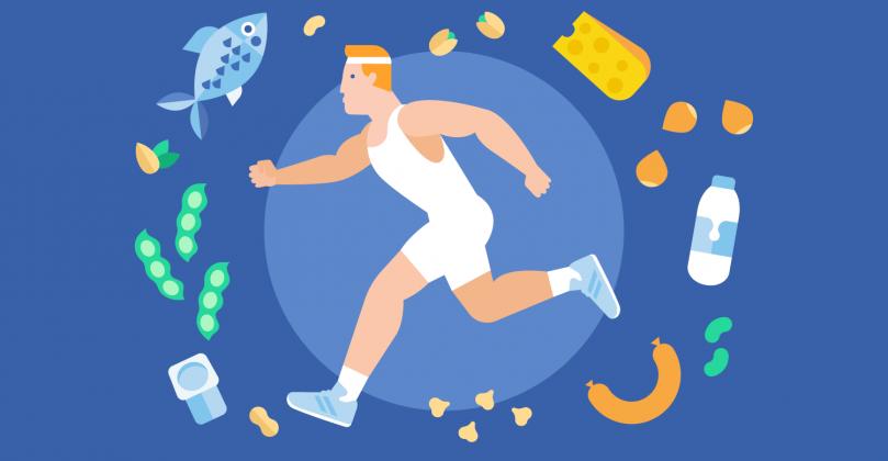 Spezielle Ernährungsanforderungen von Athleten im Kindesalter
