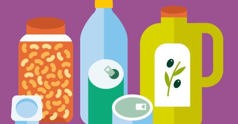 Wissenswertes über Lebensmittelverpackungen