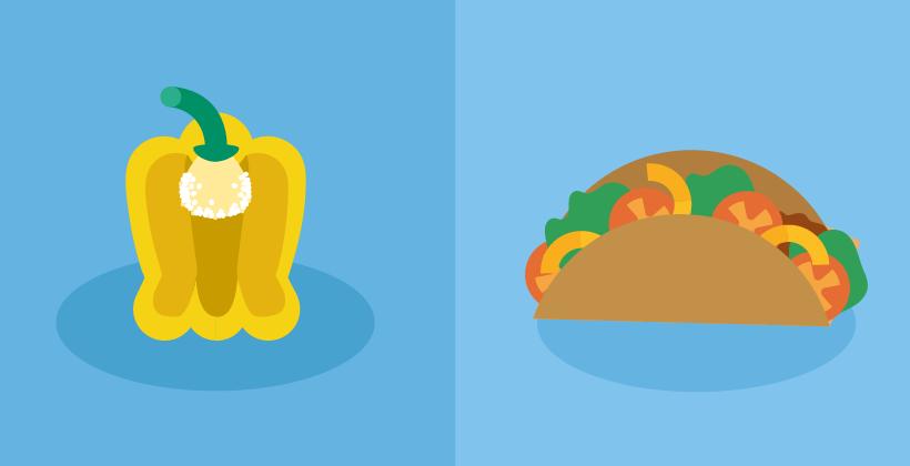 Gehört Paprika zum Obst oder zum Gemüse und warum?