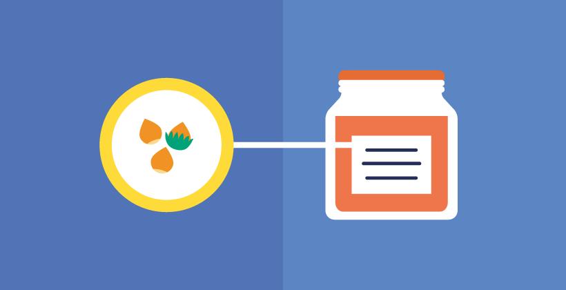 Kennzeichnung allergieauslösender Stoffe in Lebensmitteln
