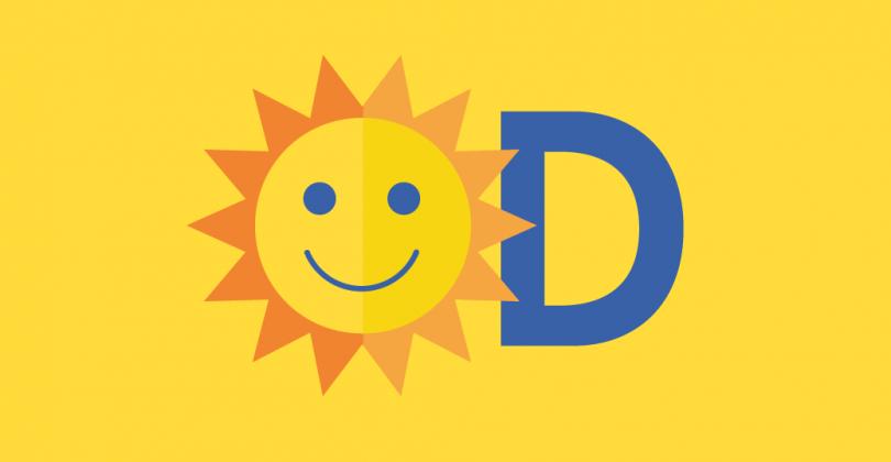 Eine strahlende Zukunft für Vitamin D