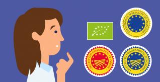 Qualitätsregelungen für Lebensmittel: Antworten auf häufig gestellte Fragen