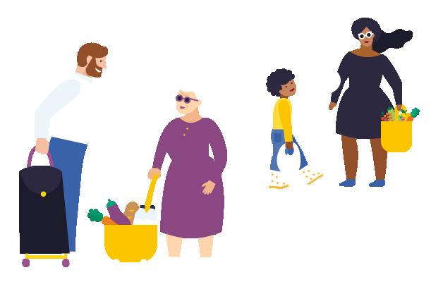 Wir versuchen die Einstellung und das Verhalten von Verbrauchern gegenüber Lebensmitteln zu verstehen