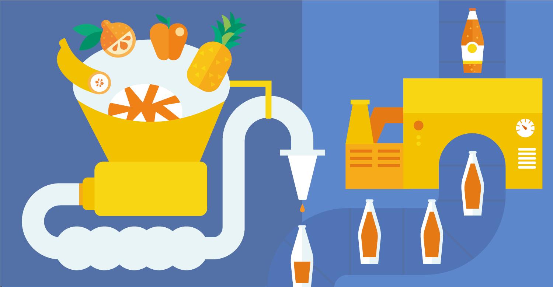 Lebensmittelverarbeitung