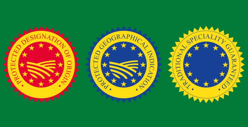 Quality logos in the European Union