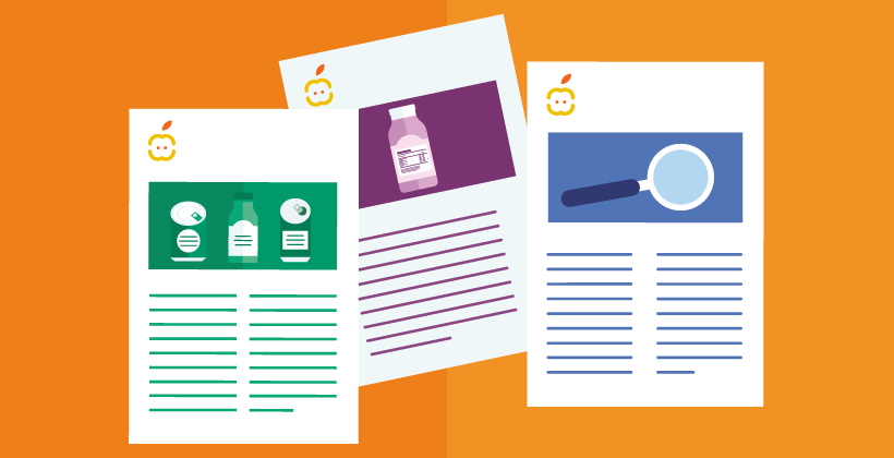 EUFIC Forum n° 4: Observation, understanding and use of nutrition information on food labels
