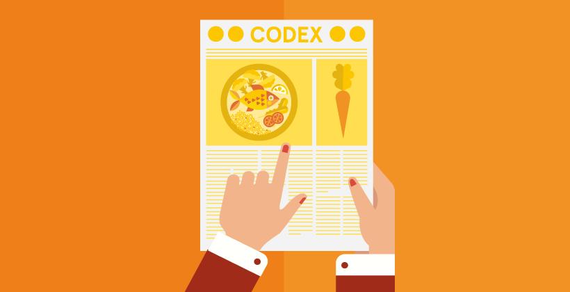 What is Codex Alimentarius?