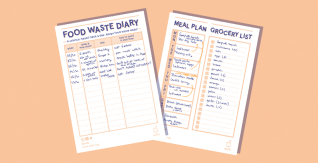 Have you ever tried a Food Waste diary?