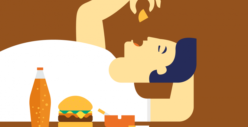 Lower Socioeconomic Status Linked to an Unhealthy Diet