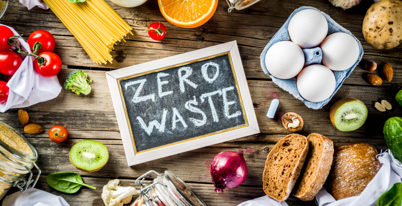 A nanocrystal clear food waste solution? US team develops sustainable shelf-life technology