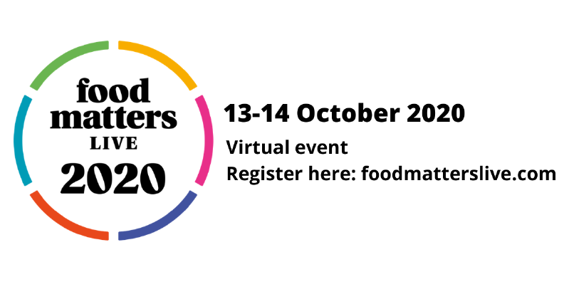 FOOD MATTERS LIVE 2020 - discussing the future of food & health