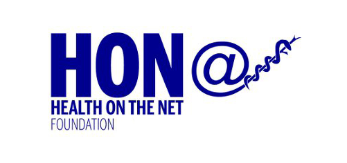 Health on the Net logo