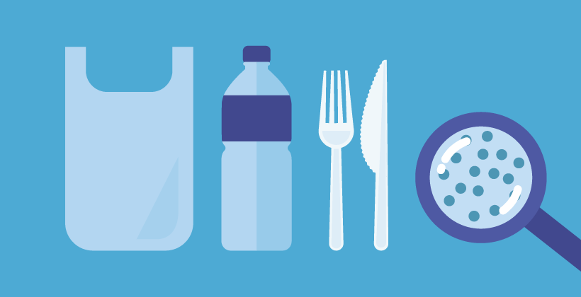 Microplastics in food and water – are they harmful to human health?