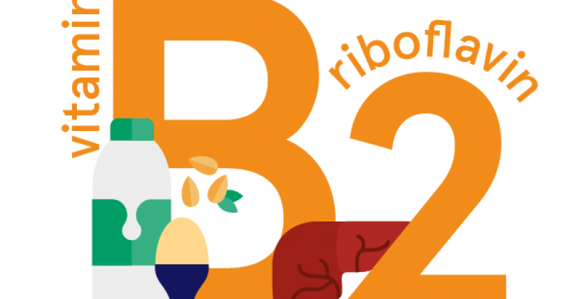 Riboflavin (vitamin B2): foods, functions, how much do you need & more