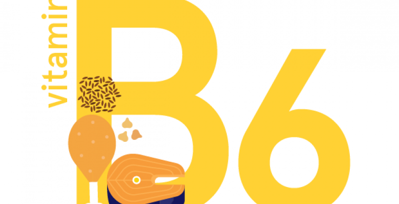 Vitamin B6: foods, functions, how much do you need & more