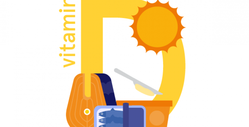 Vitamin D: foods, functions, how much do you need & more