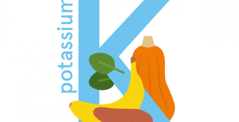Potassium: foods, functions, how much do you need & more