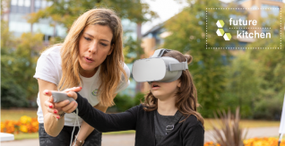 Imagining the future of food with Virtual Reality – FutureKitchen webinar