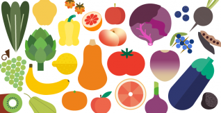 Eating seasonal and local: EUFIC launches 1st ever Europe-wide  interactive fruit and vegetables map