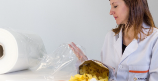 EU project REFUCOAT recyclable active food packaging opens the way to sustainable and biobased alternatives