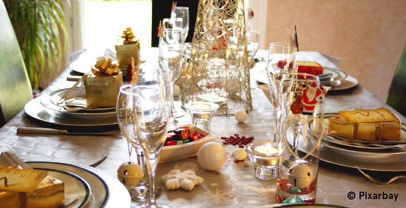 Fêtes de fin d'année: Les astuces pour conserver ses aliments