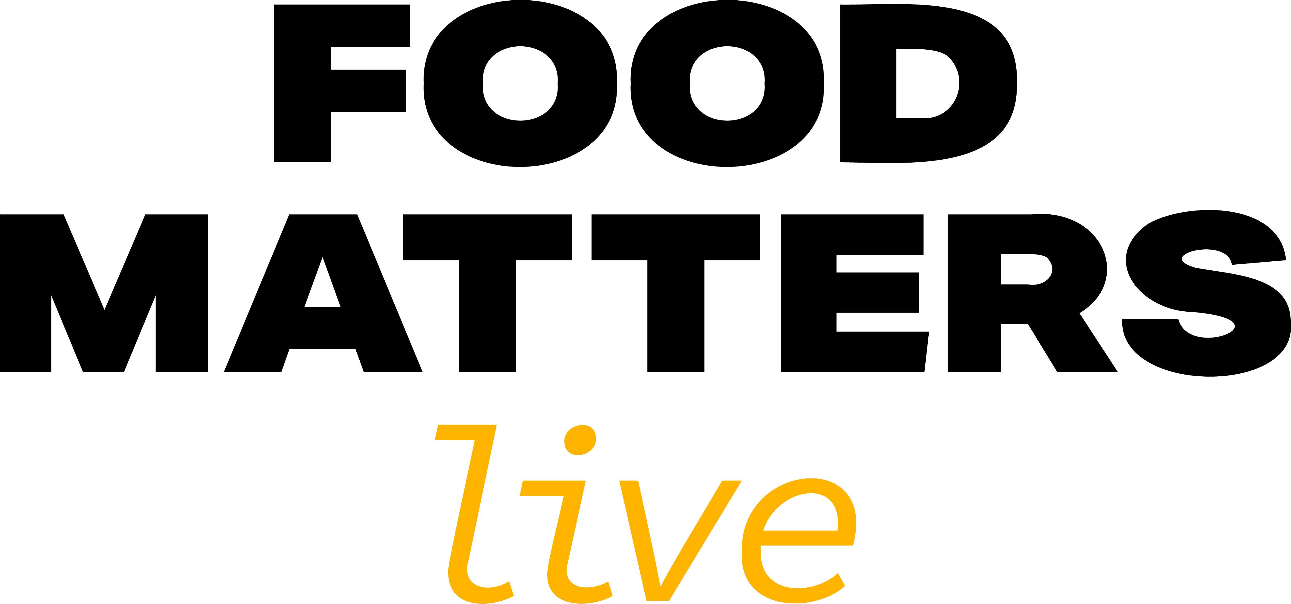 Food Matters Live – 16-17 November, 2021
