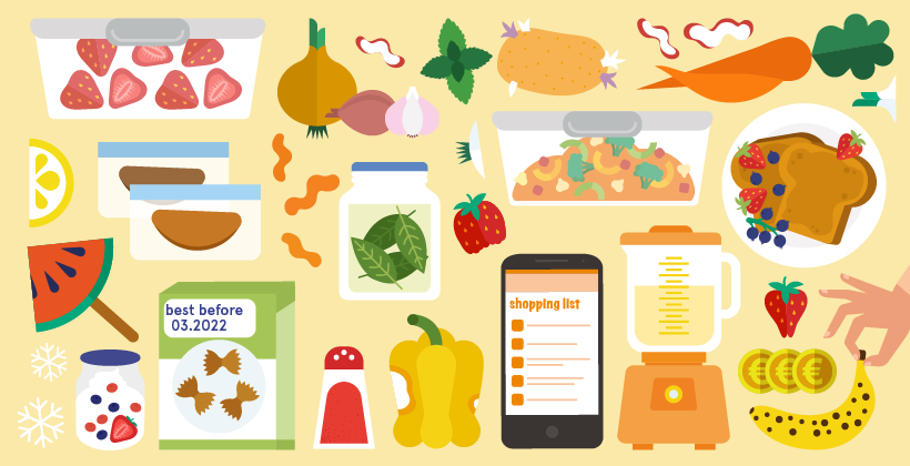 Rapid response on food waste needed from all actors - what we can do in our own home