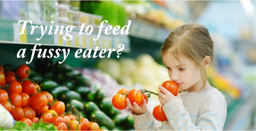 Seeing images of vegetables can boost children's intake – new eBooks launched to encourage children to eat their greens