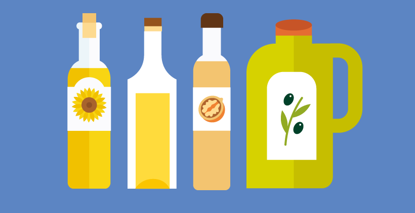 How to choose your culinary oil