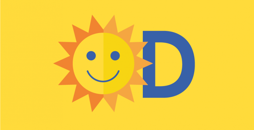 A bright future for vitamin D