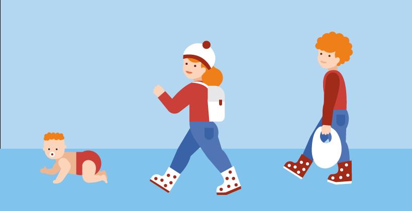 10 consejos para un estilo de vida infantil saludable