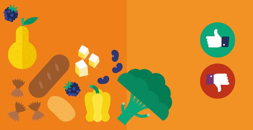 ¿Los carbohidratos son buenos o malos para usted?
