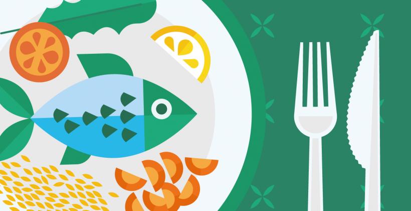 El pescado de piscifactoría, ¿una elección saludable y sostenible?