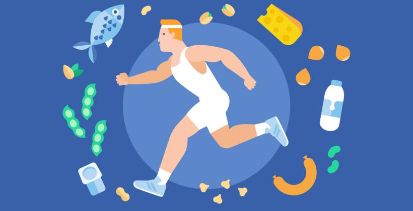 Los niños atletas : requisitos nutricionales especiales