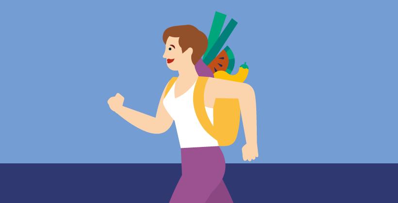 El estrés y la ingestión de alimentos