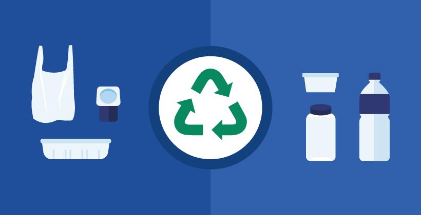 El plástico – ¿cómo puede ser más sostenible?