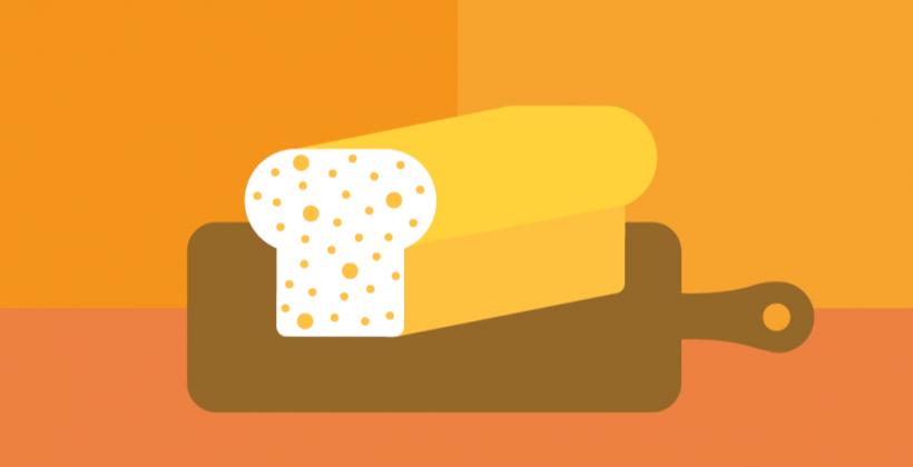El pan, un alimento básico muy nutritivo