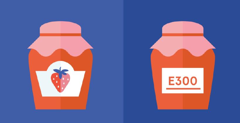Lista de aditivos alimentarios de la UE (base de datos en línea)
