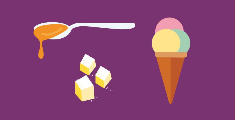 Ingesta diaria de azúcar: ¿cuántos gramos de azúcar al día?