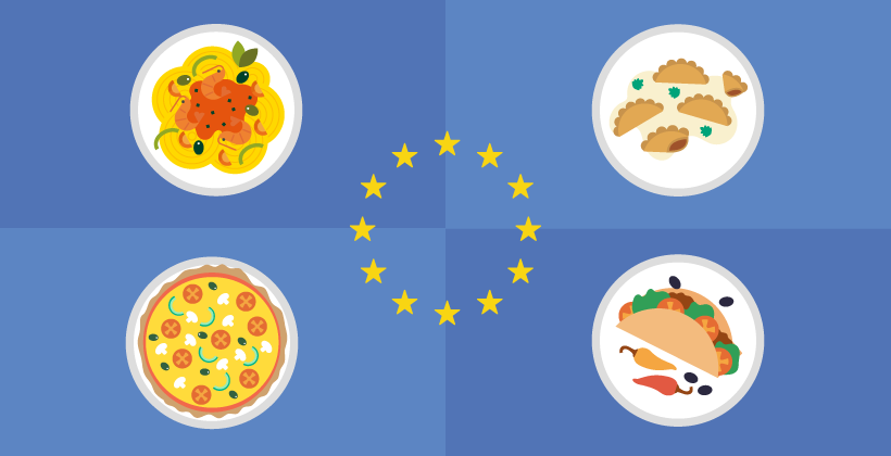 Las normas sobre comidas escolares en Europa
