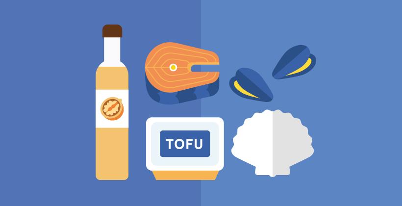 Ácidos grasos omega-3: ¿dónde se encuentran?