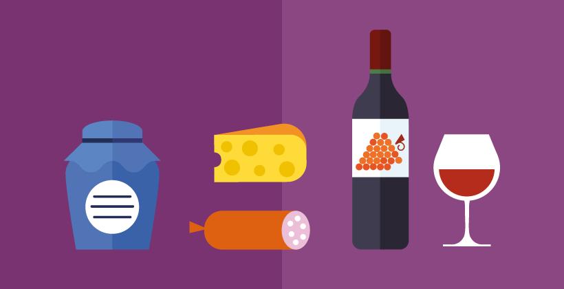Conservantes para aumentar la seguridad y la duración de los alimentos