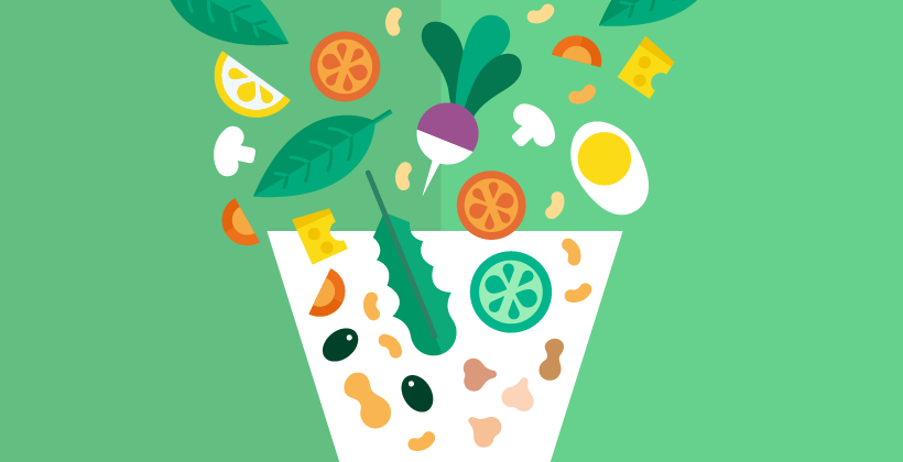 Vegetarianismo: Aspectos nutricionales a tener en cuenta cuando te planteas ser vegetariano