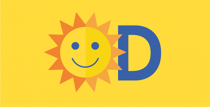 Un futuro brillante para la vitamina D