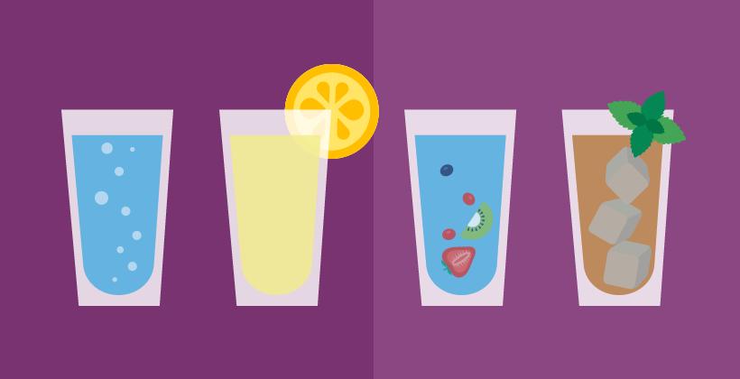 ¿Cuánta agua deberías beber al día?