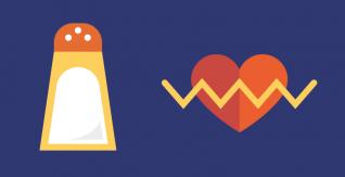 ¿Qué es sal y cómo afecta a nuestra presión arterial?