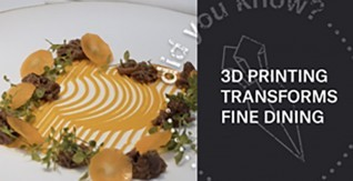 Innovative 3D food printer cuts food waste and boosts creativity in the kitchen